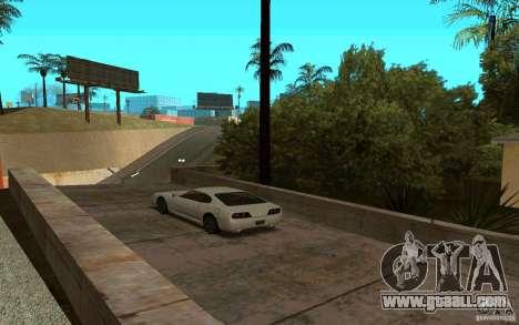 Sport cars near Grove Street for GTA San Andreas third screenshot