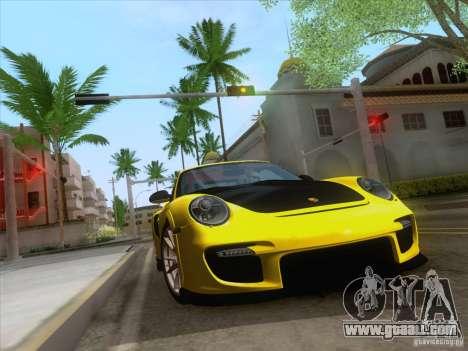 Realistic Graphics HD 5.0 Final for GTA San Andreas fifth screenshot