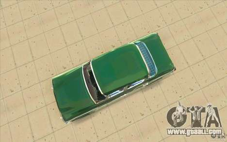 Studebaker Lark 1959 for GTA San Andreas right view