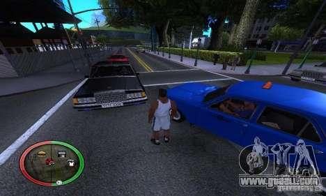 NEW STREET SF MOD for GTA San Andreas fifth screenshot
