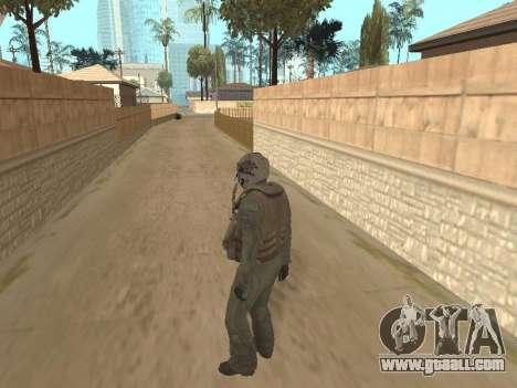 Fighter aircraft for GTA San Andreas third screenshot