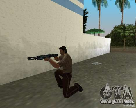 Pak weapons of S.T.A.L.K.E.R. for GTA Vice City third screenshot