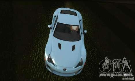 ENBSeries by dyu6 v4.0 for GTA San Andreas sixth screenshot
