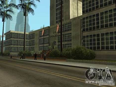 The Los Angeles Police Department for GTA San Andreas