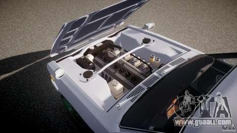 Nissan Skyline GC10 2000 GT v1.1 for GTA 4 bottom view