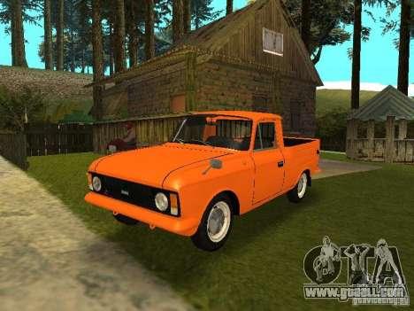 Izh 27151 for GTA San Andreas