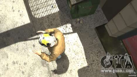 Energy Drink Helmets for GTA 4 second screenshot