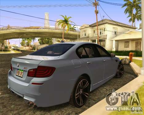 NFS The Run ENBSeries by Sankalol for GTA San Andreas sixth screenshot
