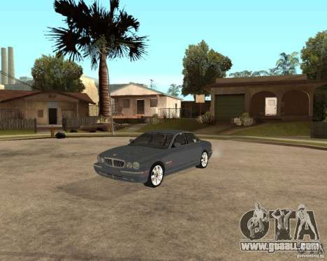 Jaguar XJ-8 2004 for GTA San Andreas