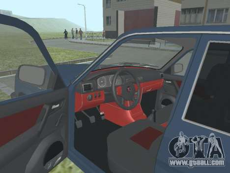 GAZ 3110 Volga v1.0 for GTA San Andreas