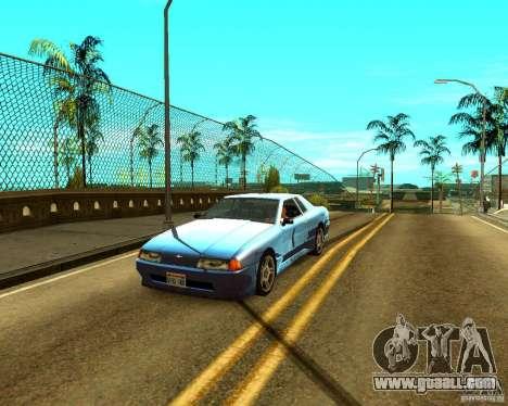 ENBSeries by Sashka911 v2 for GTA San Andreas forth screenshot