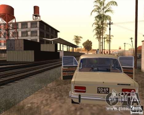 Vaz-2103 for GTA San Andreas