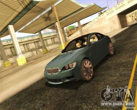NFS The Run ENBSeries by Sankalol for GTA San Andreas seventh screenshot