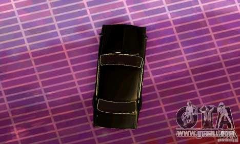 Nissan Skyline 2000-GTR for GTA San Andreas interior
