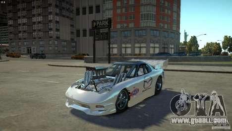 Mazda rx7 Dragster for GTA 4