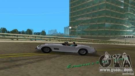 Ferrari 250 California 1963 for GTA Vice City back left view