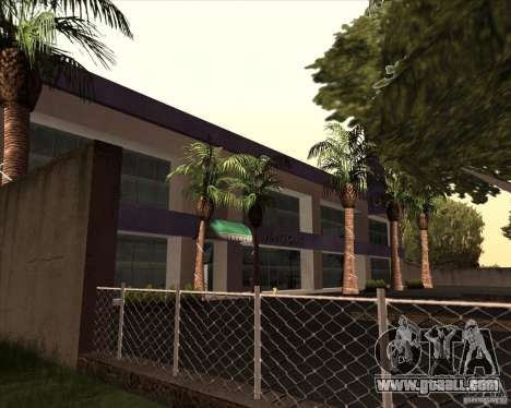 A dealer Wang Cars for GTA San Andreas fifth screenshot