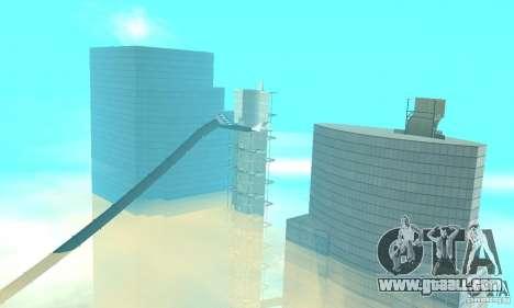 Airport Stunt for GTA San Andreas
