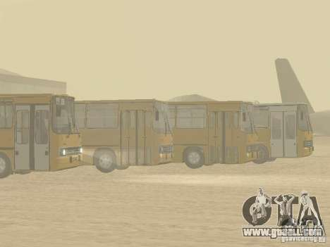 IKARUS 280.33 for GTA San Andreas side view