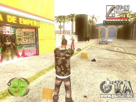 Wild Wild West for GTA San Andreas ninth screenshot