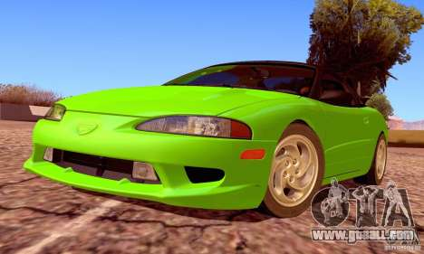Eagle Talon TSi AWD 1998 for GTA San Andreas left view