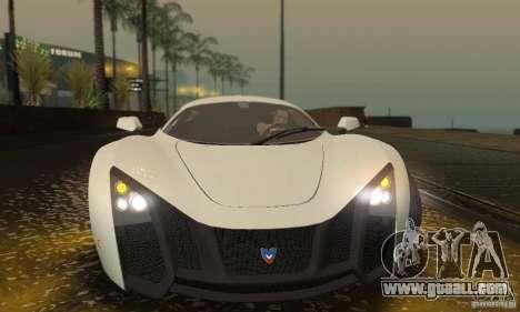 ENBSeries by dyu6 for GTA San Andreas fifth screenshot