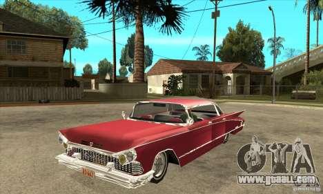 Buick LaNuit for GTA San Andreas