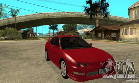 Acura Integra Type-R - Stock for GTA San Andreas back view