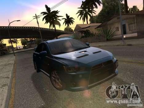 IG ENBSeries v2.0 for GTA San Andreas ninth screenshot