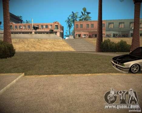 New textures beach of Santa Maria for GTA San Andreas eighth screenshot