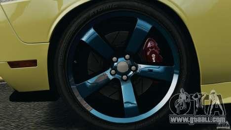 Dodge Rampage Challenger 2011 v1.0 for GTA 4 back view