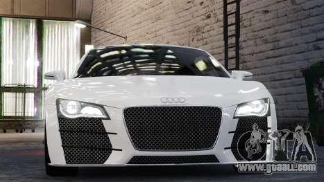 Audi R8 LeMans for GTA 4