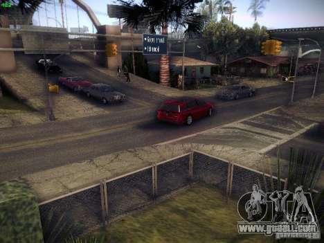 Todas Ruas v3.0 (Los Santos) for GTA San Andreas third screenshot