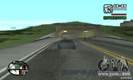 Drift-Drift for GTA San Andreas third screenshot