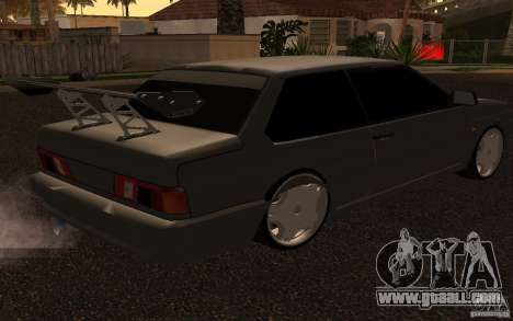 VAZ 2115 Coupe for GTA San Andreas right view