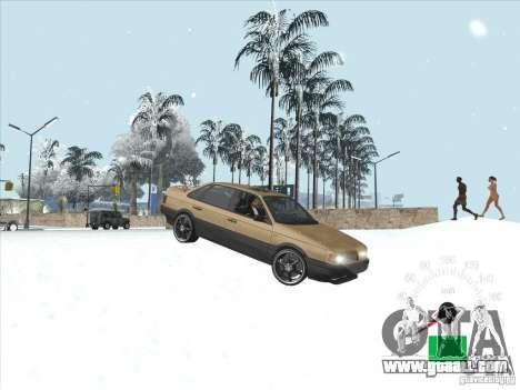 Volkswagen Passat B3 for GTA San Andreas engine