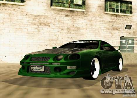 Toyota Celica 1993 Light tuning for GTA San Andreas right view