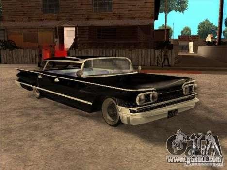 Buick Santiago for GTA San Andreas