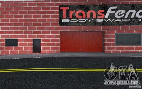 New car dealer Wang Cars for GTA San Andreas eighth screenshot