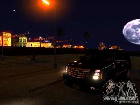 ENBSeries by JudasVladislav for GTA San Andreas fifth screenshot