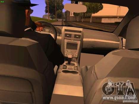 Chevrolet Lumina for GTA San Andreas back view