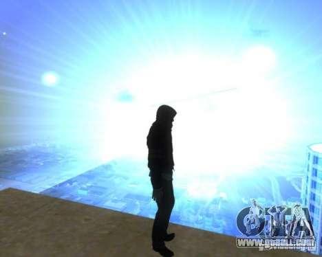 Prototype MOD for GTA San Andreas third screenshot