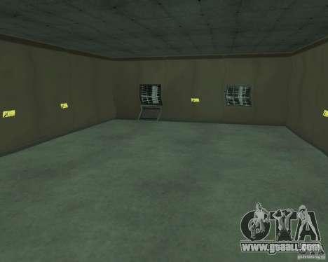 Base Of The DRAGON for GTA San Andreas fifth screenshot