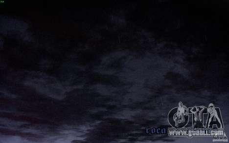 New Timecycle for GTA San Andreas third screenshot