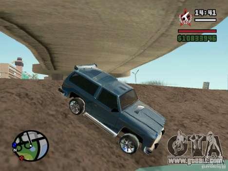 ENBSeries for GForce FX 5200 for GTA San Andreas forth screenshot