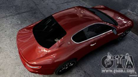 Maserati Gran Turismo 2008 Beta for GTA 4 left view