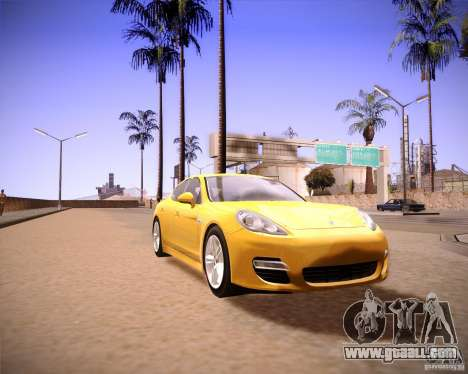 ENBseries by slavheg v2 for GTA San Andreas ninth screenshot