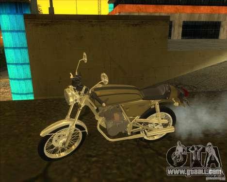 Honda Dream 50 for GTA San Andreas