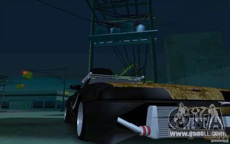 Elegy Rat by Kalpak v1 for GTA San Andreas inner view