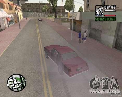 L.A. Mod for GTA San Andreas fifth screenshot